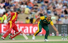 World Cup, Match No. 3: South Africa vs Zimbabwe