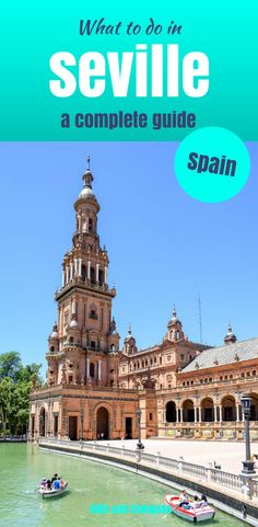A complete guide to visiting Seville, Spain, with kids. Find out what to see, where to stay and how to get around. Sevilla Spain, Andalucia Spain, Travel With Kids, Family Travel, Spain Places To Visit, Backpacking Spain, Family Vacation Destinations, Koh Tao, Spain Travel