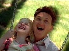 I Am Sam. One of my favorite movies. A man with a developmental disability fights for custody of his daughter.