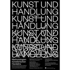 Elias Hanzer & Lucas Liccini — #typography #poster #graphic...