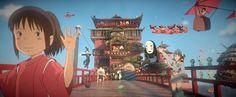 法國動畫師自製「向宮崎駿致敬」影片 看過的人都哭了 | ETtoday 東森遊戲雲