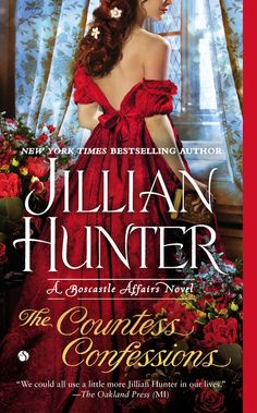 The Countess Confessions: A Boscastle Affairs Novel: Jillian Hunter Used Books, Books To Read, Book Review Blogs, Thing 1, Happy Reading, Historical Romance, Romance Novels, Love Book, Bestselling Author