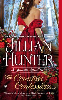 THE COUNTESS CONFESSIONS: A Boscastle Affairs Novel by Jillian Hunter