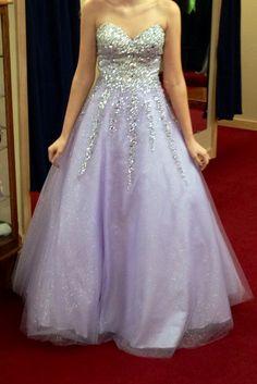 Lilac prom dress prom dresses
