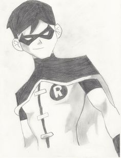 how to draw superboy from young justice - Google Search