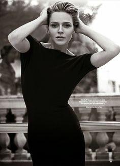 Charlene Wittstock (Princess of Monaco) for Gala Magazine France, March 2014
