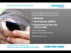 Assurance Wireless is one of the largest and fastest growing Lifeline Assistance cell phone carriers in the United States.