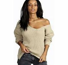 boohoo Oversized V Neck Jumper - stone azz22128 Go back to nature with your knits this season and add animal motifs to your must- haves. When youre not wrapping up in woodland warmers, nod to chunky Nordic knits and polo neck jumpers in peppered ma http://www.comparestoreprices.co.uk/womens-clothes/boohoo-oversized-v-neck-jumper--stone-azz22128.asp