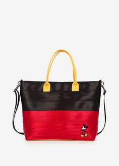 The New Mickey and Minnie Mouse Harveys For Disney Couture Bags Are To Die For!