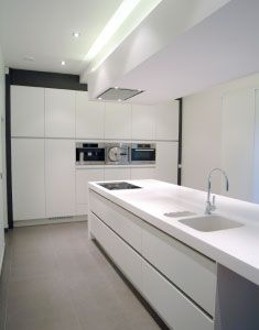 Novy Pure'line in a kitchen of   GF Concepts