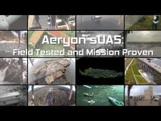 Published on May 22, 2013 Aeryon small Unmanned Aerial Systems (sUAS) set the standard for immediate aerial intelligence gathering by anyone, anywhere, at anytime - and are a benchmark for flight  performance, reliability and ease-of-use.