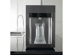 Dispenser acqua WAVE by Irinox design Decoma Design
