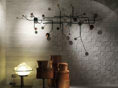 Mosaico tridimensional de gres porcelánico DUTCH by CERAMICA SANT'AGOSTINO