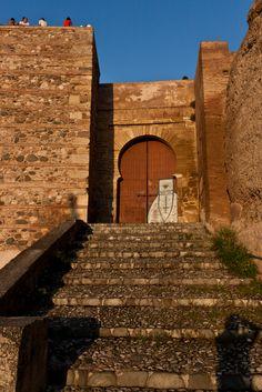 Puerta de Monaita, Granada, Spain British Overseas Territories, Iberian Peninsula, Granada Spain, 11th Century, Cultural, Andalusia, Moorish, Medieval, Beautiful Places