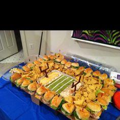 Superbowl party dip