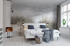Out for a wall mural with a nature theme? We have a wide collection of stunning nature wall murals. Free Wallpaper Samples, Home Wallpaper, Wallpaper Designs, Wallpaper Paste, Foyer Mural, Wall Murals, Inside A House, Bedroom Wall Designs, Neutral Colour Palette