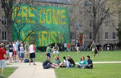 University of Notre Dame | Photos | Best College | US News