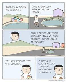 Poorly Drawn Lines – Beach Town