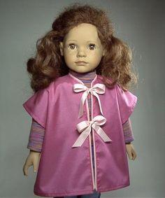 DIY Hair-Styling Cape for American Girl Dolls DIY Dollhouse DIY Toys DIY Crafts