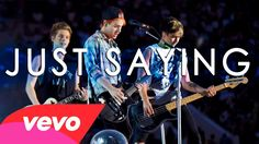 5SOS - Just Saying (Lyric Video) THIS IS AN EXCELLENT VIDEO IM IN LOVE