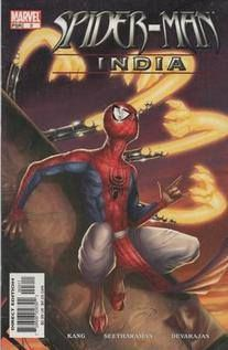 Spider-Man India No 3 /  2005  £1.00