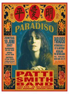 Mark Arminski Patti Smith