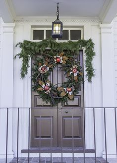 This large wreath is