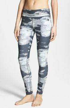 The North Face 'Tadasana' Leggings available at #Nordstrom