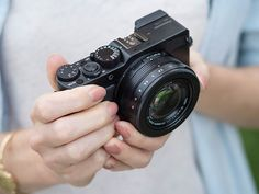 A look inside the Panasonic Lumix DMC-LX100 [by Allison Johnson on DPReview]