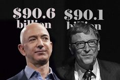 #Spotlight : Jeff Bezos Is Richer Than Bill Gates http://www.mahendraguru.com/2018/01/spotlight-jeff-bezos-is-richer-than-bill-gates.html Stay Updated 👍Like and Share our Facebook page Happiness lies in Sharing😊