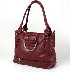 Stylish handbag in our Ferocat catalogue www.ferocat.com Stylish Handbags, Catalog, Brochures