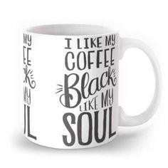 This deceptively cheerful mug.