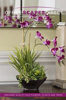 Silk floral arrangements -the newest silk floral arrangements & silk trees for home or office
