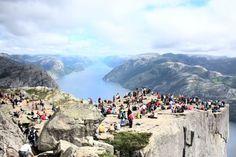 Preikestolen, Norwegia Dolores Park, Travel, Getting To Know, Viajes, Places, Destinations, Traveling, Trips