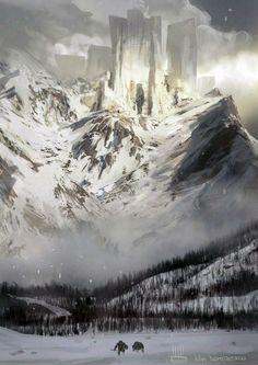 Dwarf Castle_Jonone
