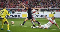 Rekap Hasil Pertandingan Bundesliga Jerman 9 April 2016