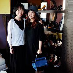 #synnshoes & #소여사 😁 @yujin_so #만삭 #소유진 #jeromedreyfuss #ragandbone