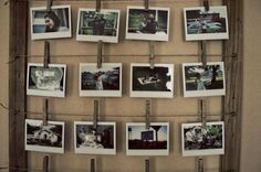 The Pursuit of Happiness: Creative photo display ideas?