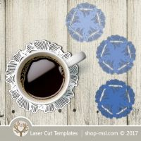 Laser cut wall clock / coaster templates, buy online now, free vector designs every day. Coaster Design, Coaster Set, Cast Acrylic, Vector Design, Laser Cutting, Mother Day Gifts, Free Design, Vector Free, Clock