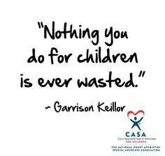 court appointed special advocates quotes - Google Search