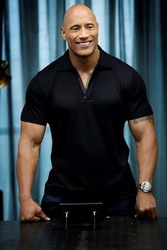 The Rock- Dwayne Johnson The Rock Dwayne Johnson, Rock Johnson, Dwayne The Rock, Best Teeth Whitening, American Actors, Cute Guys, Gorgeous Men, Fast And Furious, Celebrity Crush