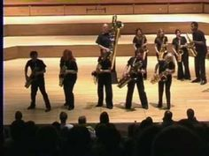 Bohemian Rhapsody - National Saxophone Choir -well the nerd in me just thinks this is SO COOL!