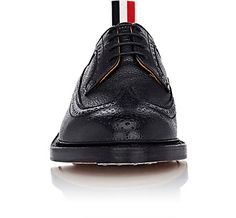 Thom Browne Leather Wingtip Bluchers - Oxfords - 504288658