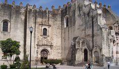 Impresionante convento, Yuriria Guanajuato México.
