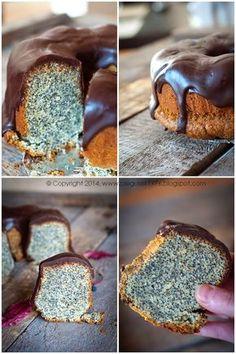Sandwich Cake, Sandwiches, Seed Cake, Polish Recipes, Polish Food, Coffee Cake, Baked Goods, Banana Bread, Muffin