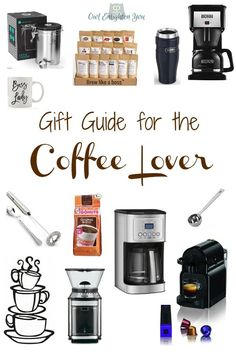 coffee lover gift guide