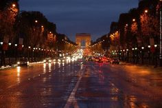 Champs Elysee Paris
