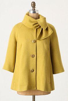 1960s Swing Coat