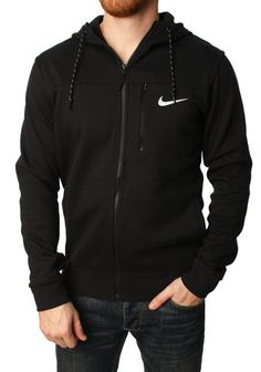 Nike Men's AW15 Full Zip Fleece Training Hoodie