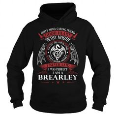 BREARLEY Good Heart - Last Name, Surname TShirts